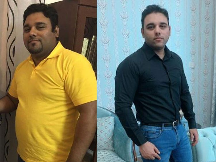 Farhan Loses Weight