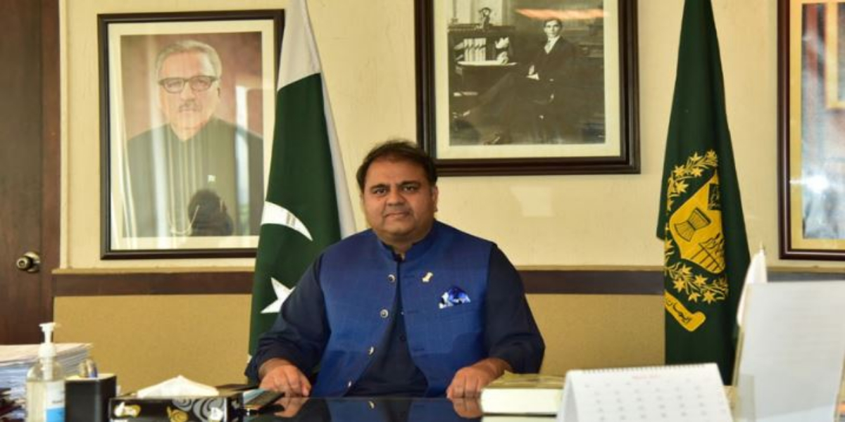 COAS terms fake news, disinformation as a threat to national security: Fawad Chaudhry