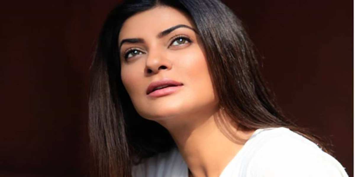 Sushmita Sen asked by a fan why she is only sending Cylinders to Delhi only,