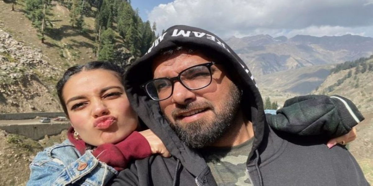 Iqra Aziz and Yasir Hussain visits hunza, pictures goes viral