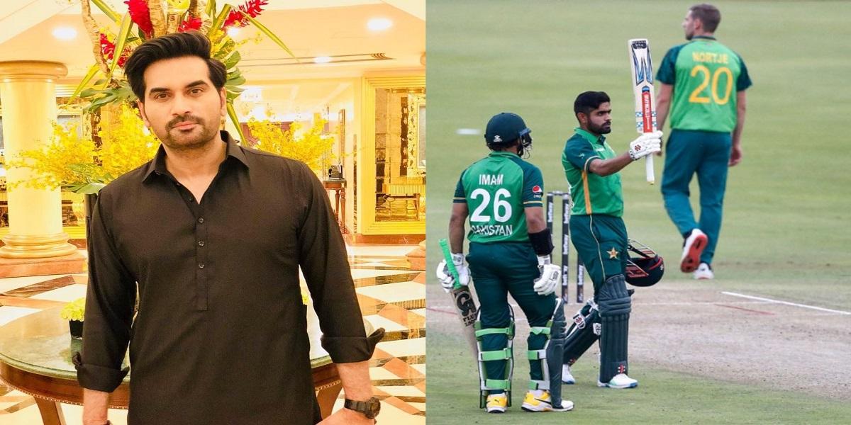 Humayun Saeed PAK VS SA