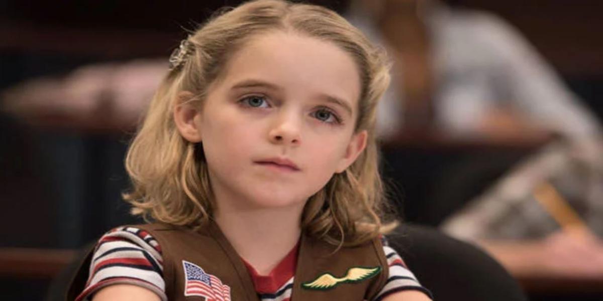 American child star Mckenna Grace joins new horror series