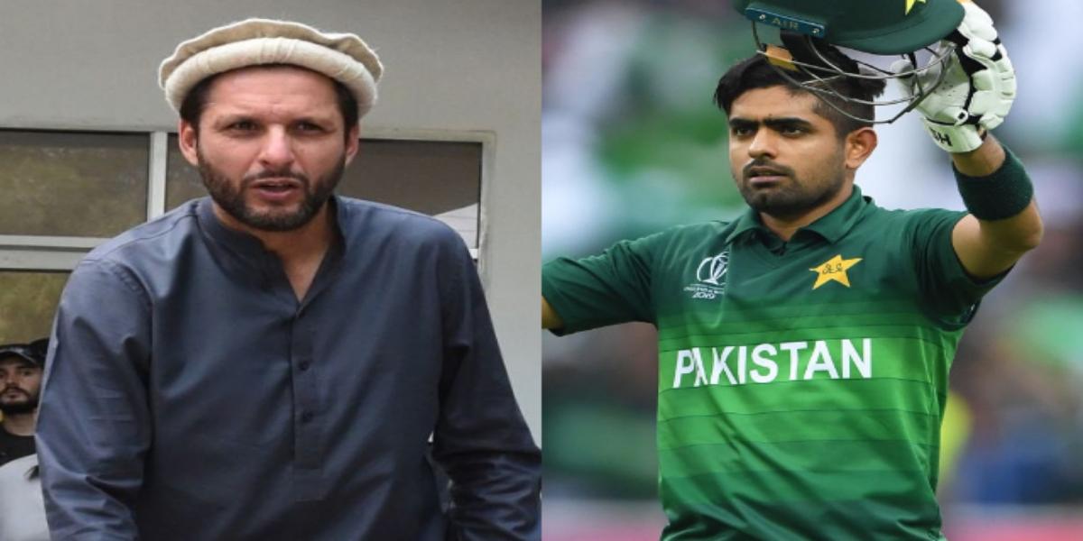 PAK vs SA: Shahid Afridi praises Babar Azam's innings