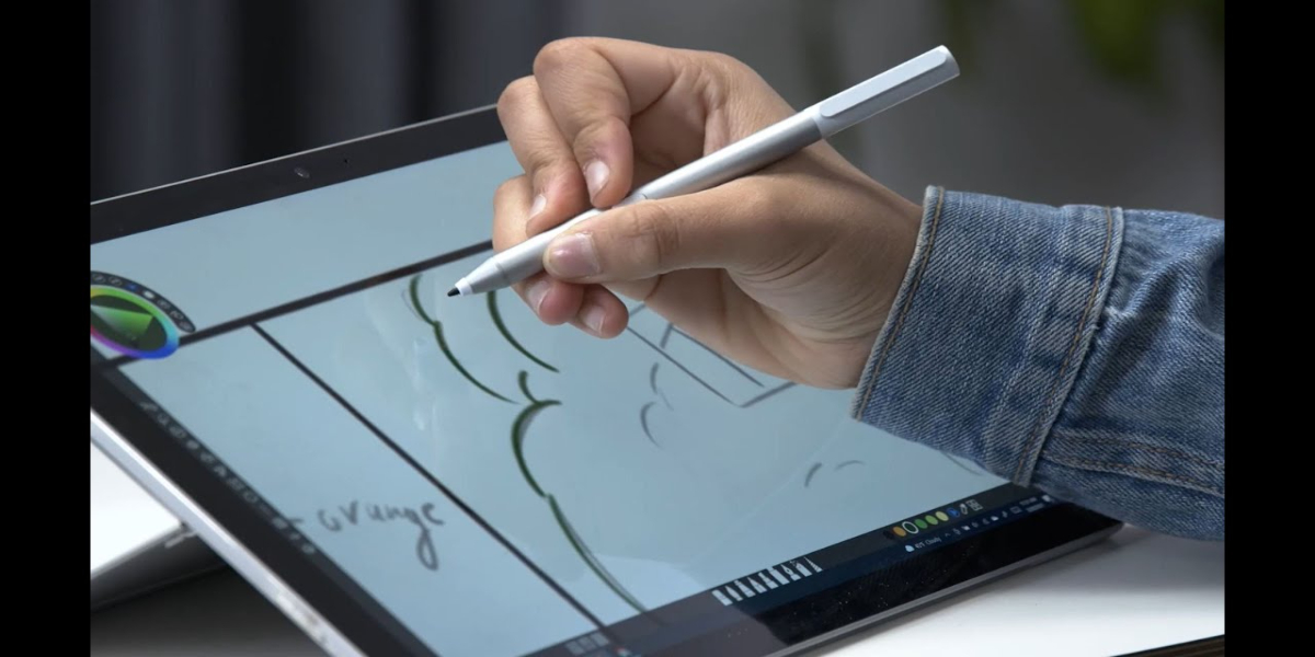 Microsoft Classroom Pen 2 is an Affordable surface pen for students