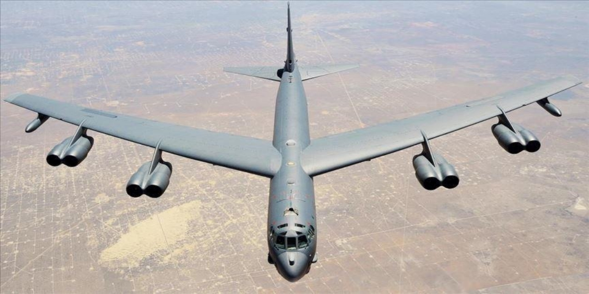 US deploys B-52 bombers to back Afghanistan pullout