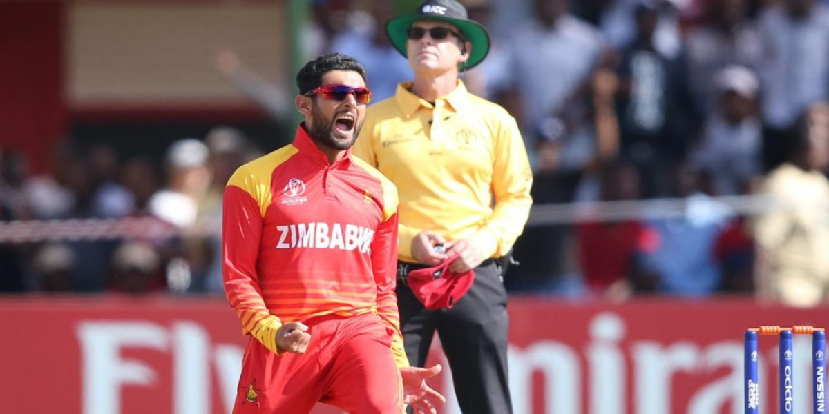 Sikandar Raza Out For An Indefinite Period After Bone Marrow Infection