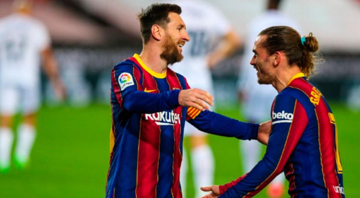 La Liga: Lionel Messi doubles Barcelona and wins Getafe, Atlético de Madrid wins Huesca