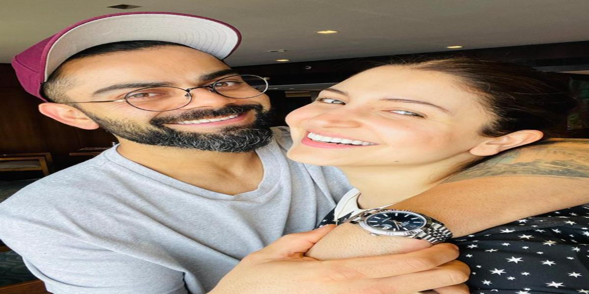 Latest photo of Anushka Sharma and Virat Kohli will melt your heart