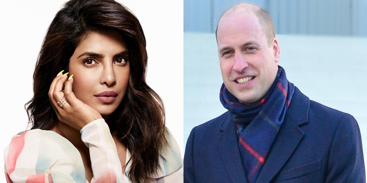 BAFTA Awards: Prince William, Priyanka Chopra