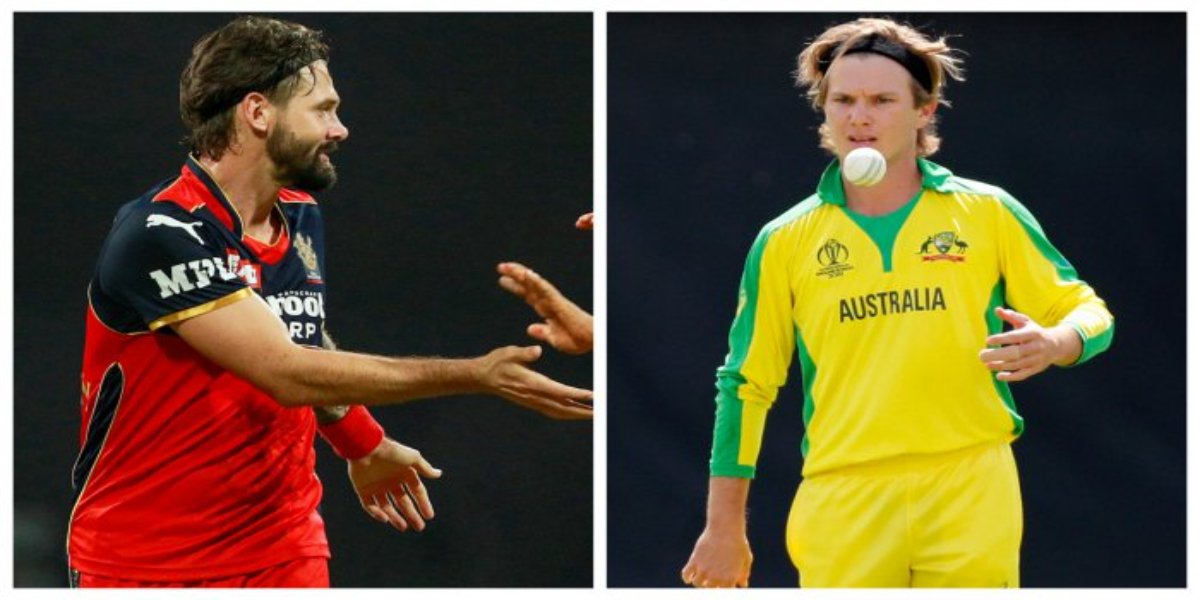 Adam Zampa, Kane Richardson to fly back to Australia