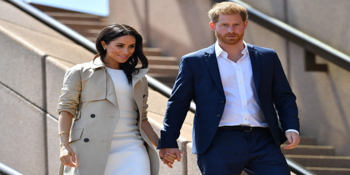 Prince Harry couldn't wait to return to his pregnant wife