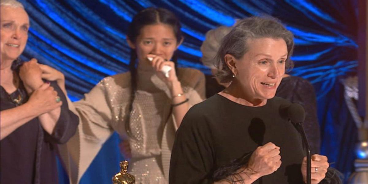"Oscar 2021: ""Nomadland"" wins the Best picture award"