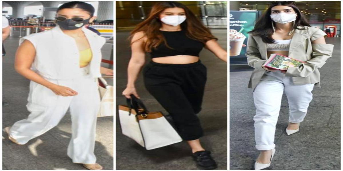 Best dressed actress of the week? Alia Bhatt, Tara Sutaria or Kriti Sanon?