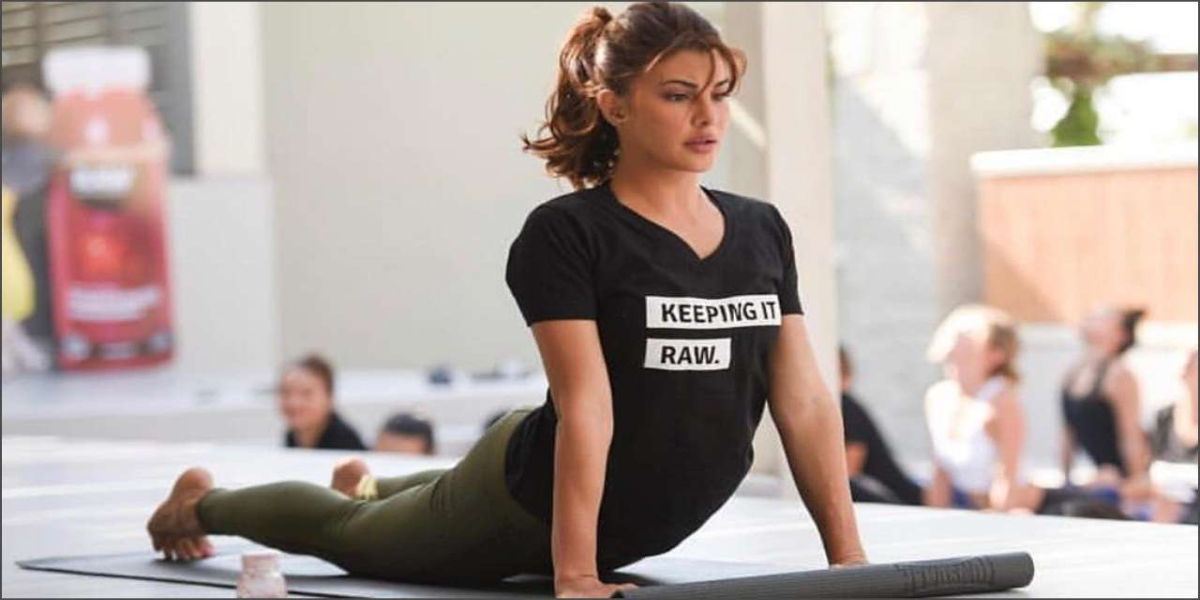 Jacqueline Fernandez shares, why Yoga is important for everyone