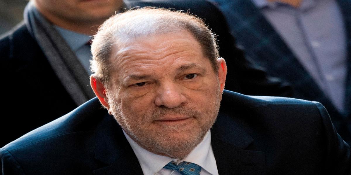 Harvey Weinstein Appeals Rape Conviction