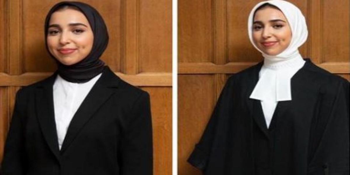 Hijab UK Barristers