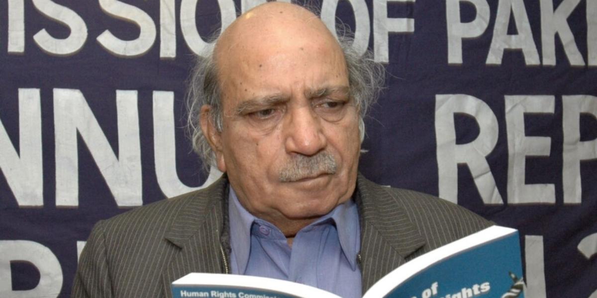 IA Rehman Died at 90