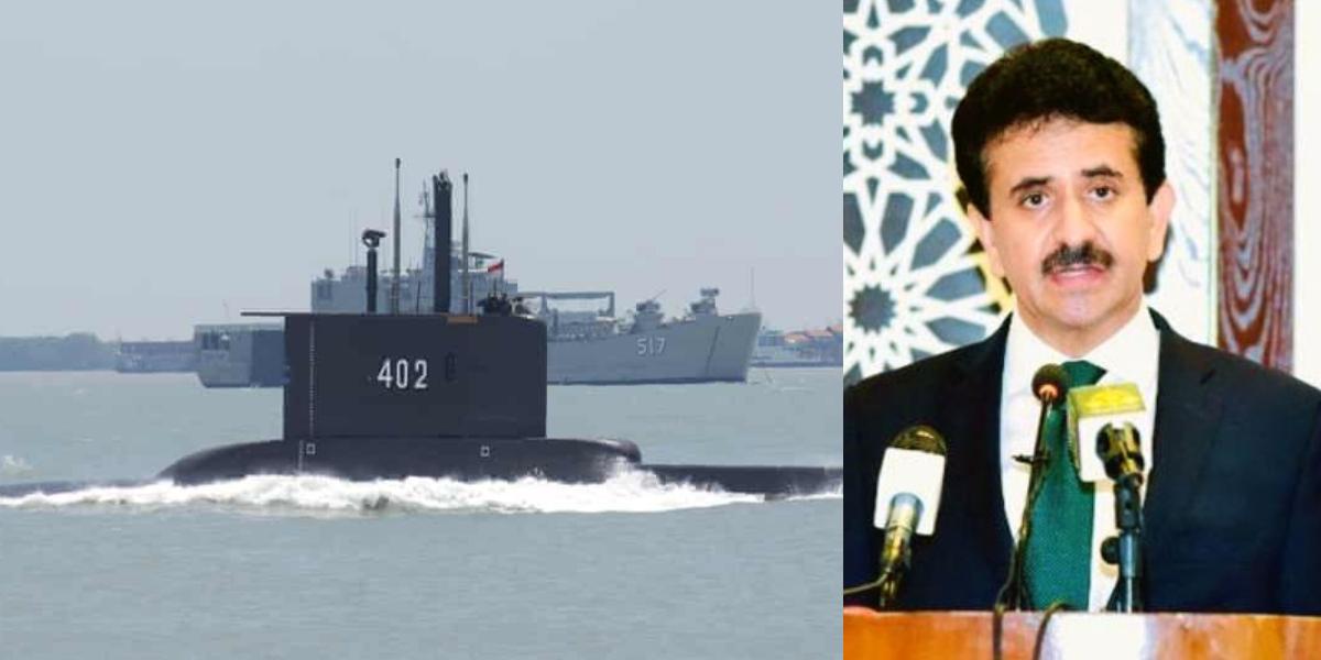 Indonesia submarine lost