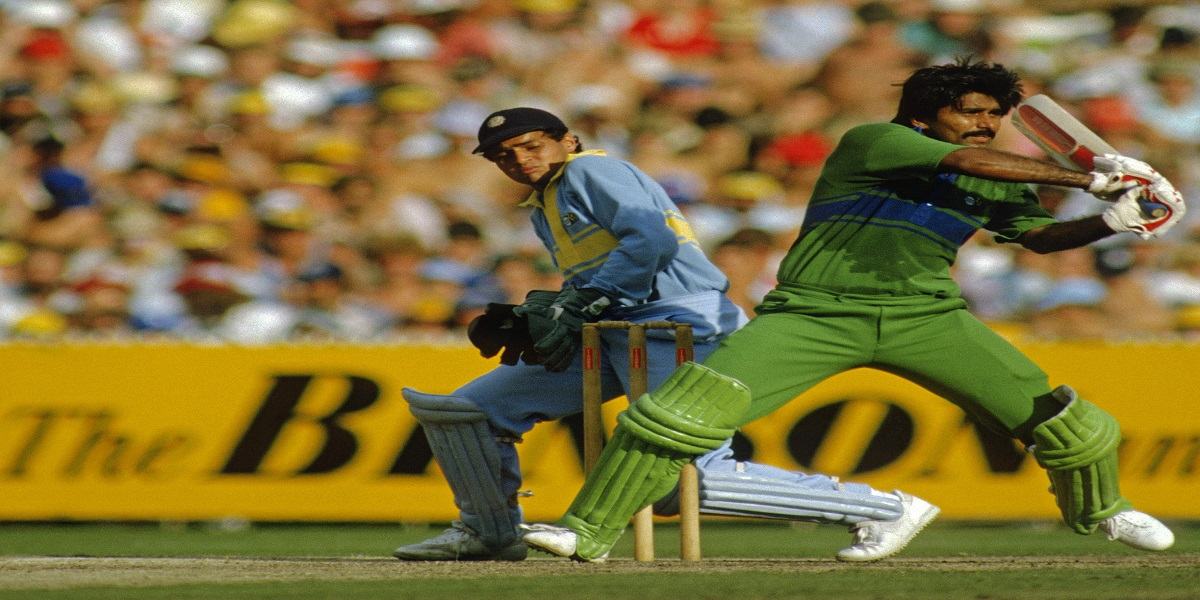 On This Day: A six off the final ball by Javed Miandad still sends shivers down the spine