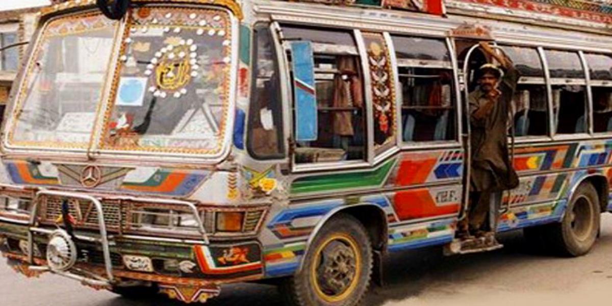 KP bans intercity bus service