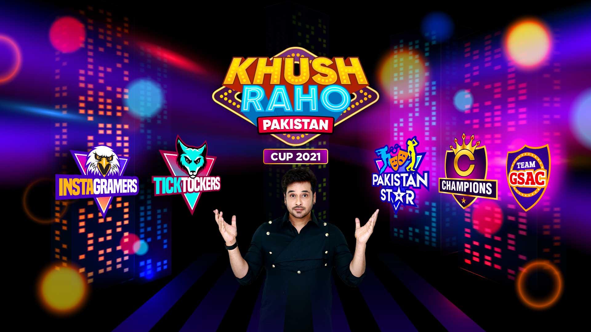 Khush Raho Pakistan - Pakistan Cup