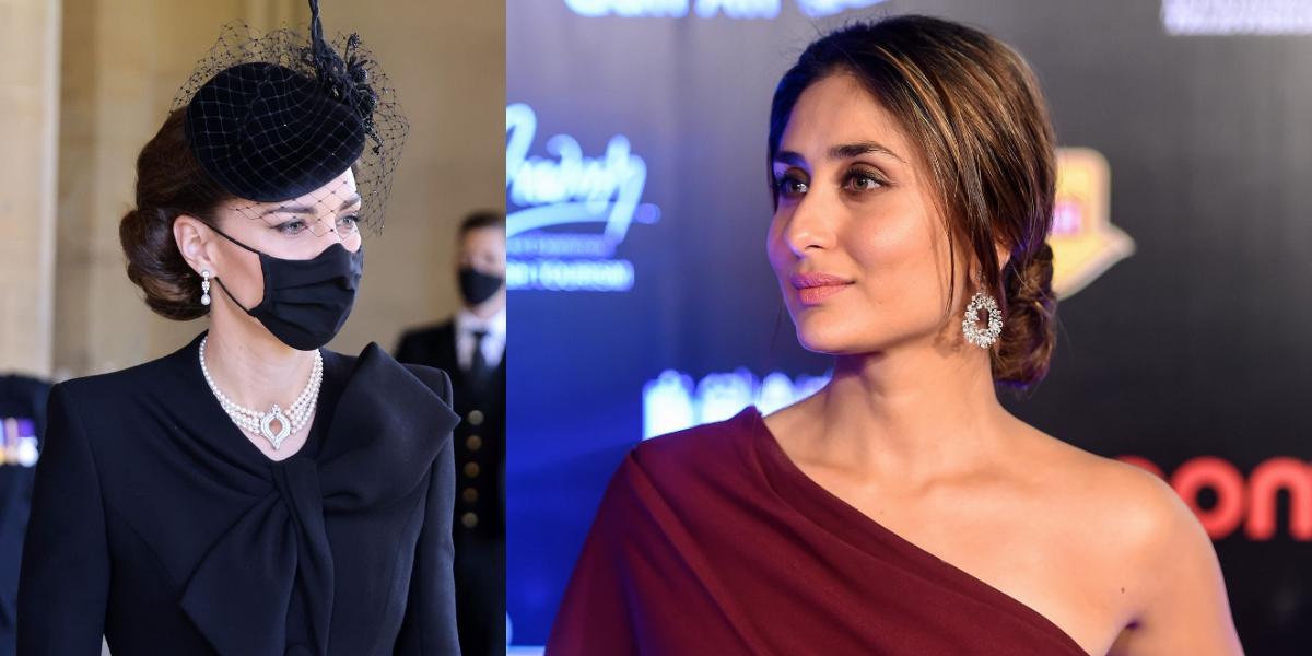 Kareena Kapoor Kate Middleton fan