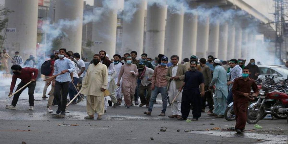 Lahore Nawankot protests