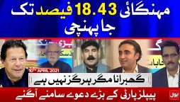 Inflation In Pakistan | Special Transmission Complete | Noor ul Arfeen