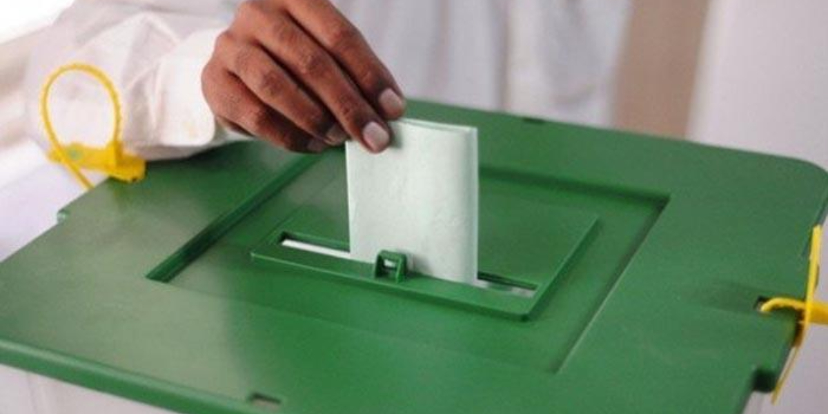NA-249 By-election