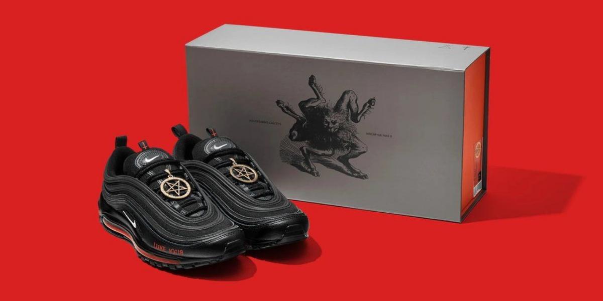 Nike wins Satan Shoes case