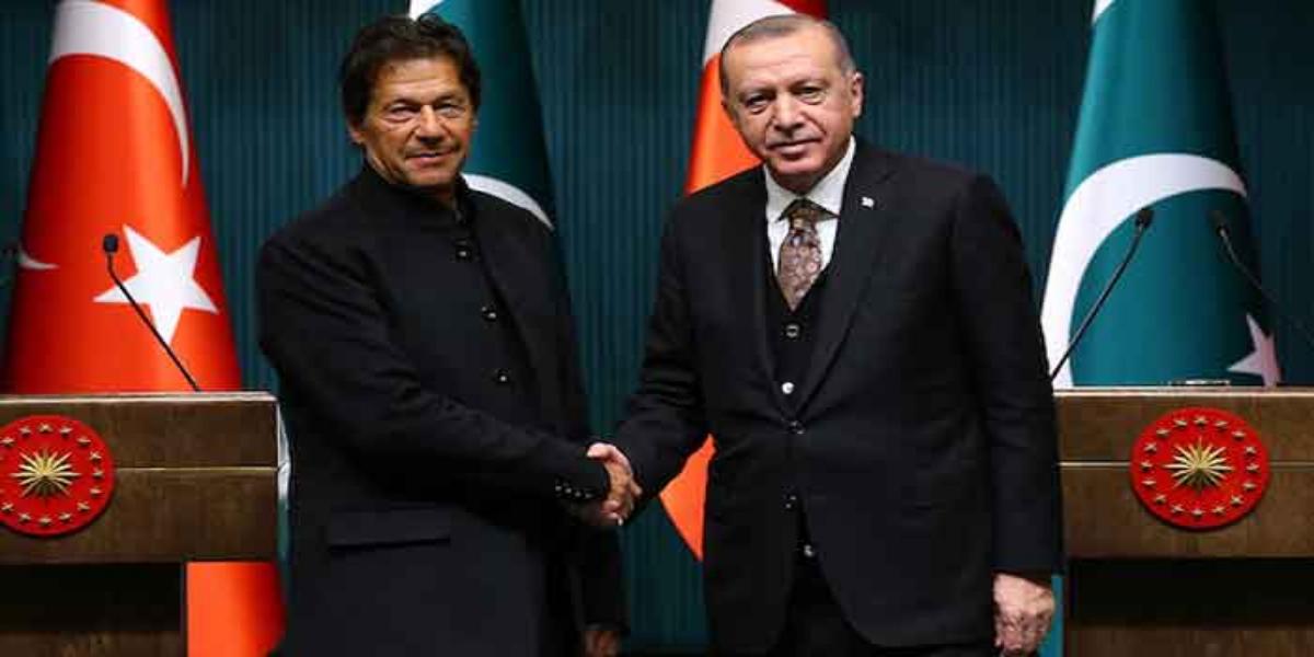 PM Erdogan discuss Afghan Peace Process