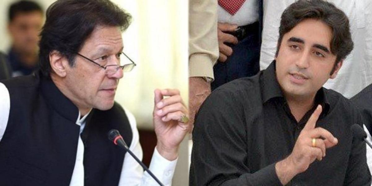 Bilawal Blames PM Imran over TLP protests