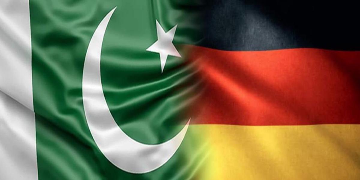 Pakistan Germany