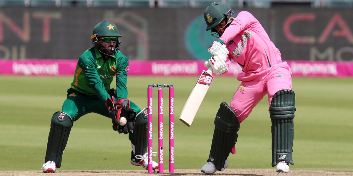 Pak Vs SA: Proteas Set 342-Run Target For Green Shirts In 2nd ODI