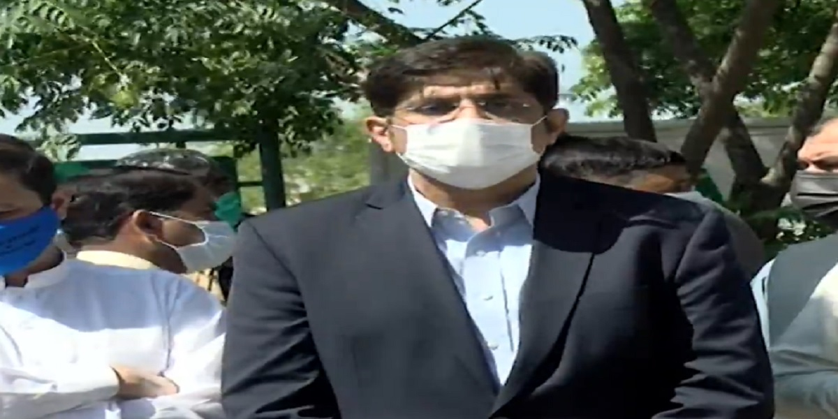 Sindh CM Urges People To Vaccinate And Compliance With SOPs