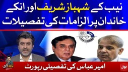NAB's Allegations Against Shahbaz Sharif || Ameer Abbas Report || Tabdeeli