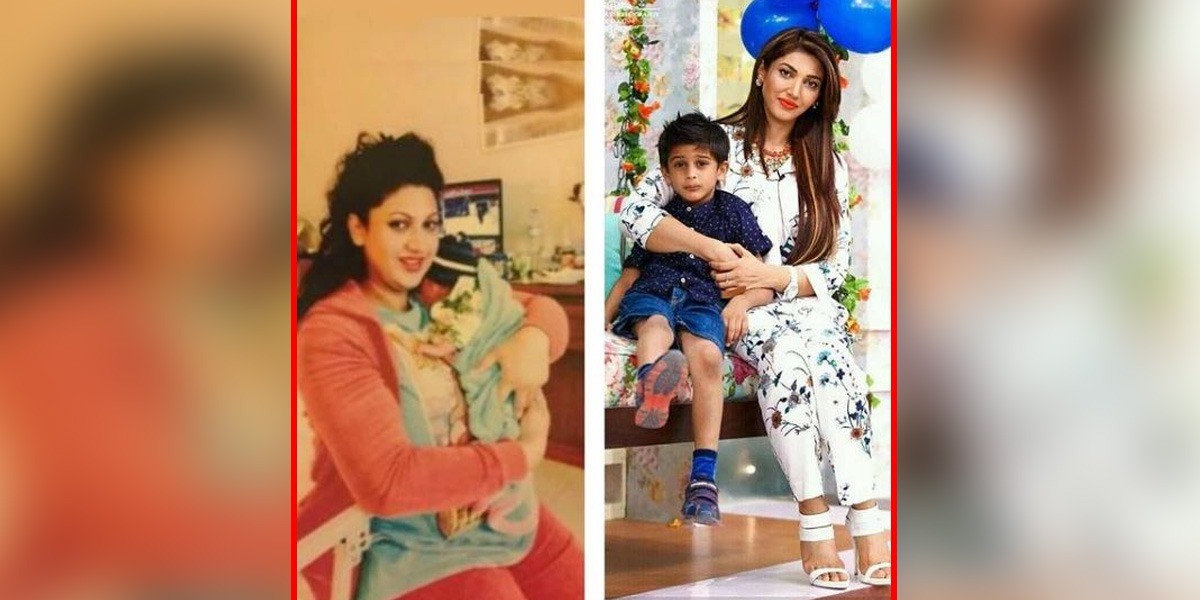 Sana Fakhar transformation