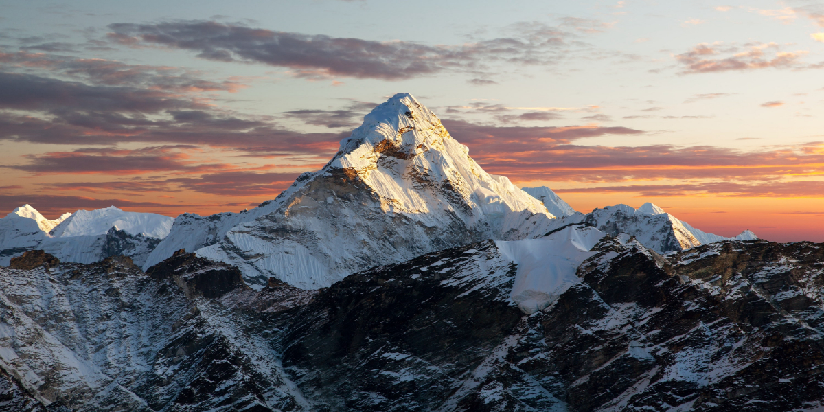 Pandemic Reaches World's Highest Peak As Climber Contracts COVID