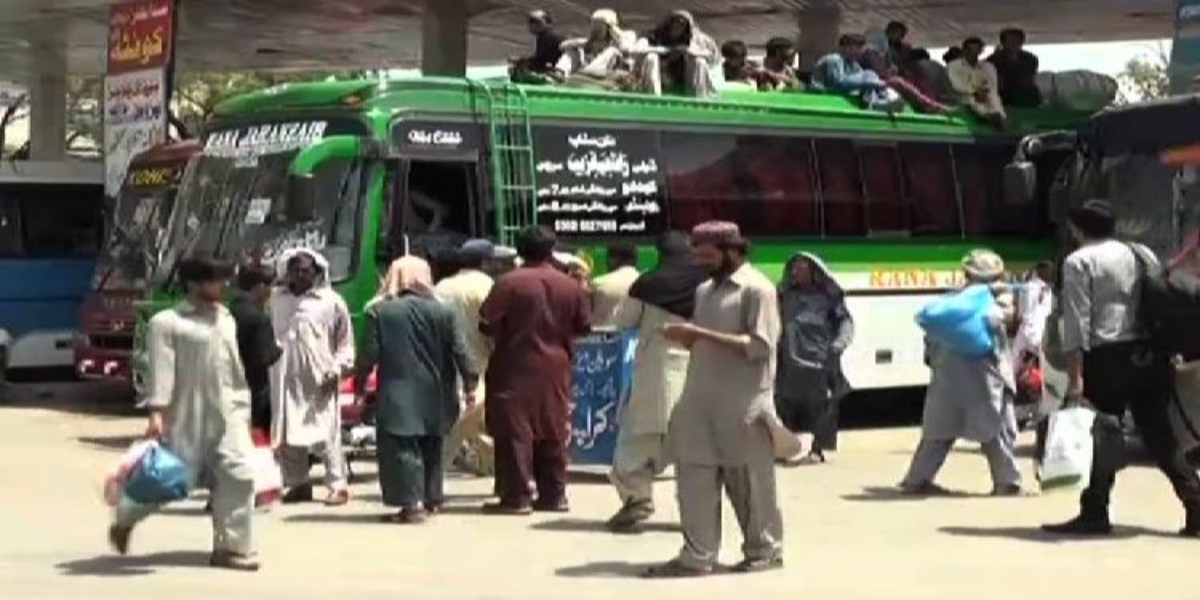 Balochistan Bans Inter-Provincial Transport To Contain Virus
