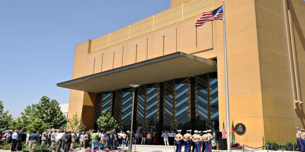 Afghanistan: US Embassy Staff Begins To Leave Kabul