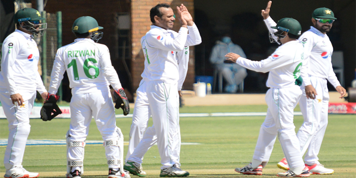 Harare Test: Pakistan's Superb Bowling, Zimbabwe All Out At 176
