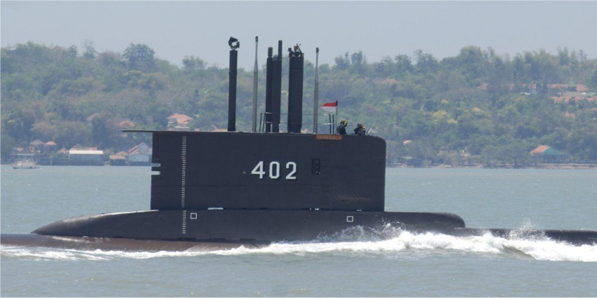 Indonesia: Search Operation Underway To Find Disappeared Submarine