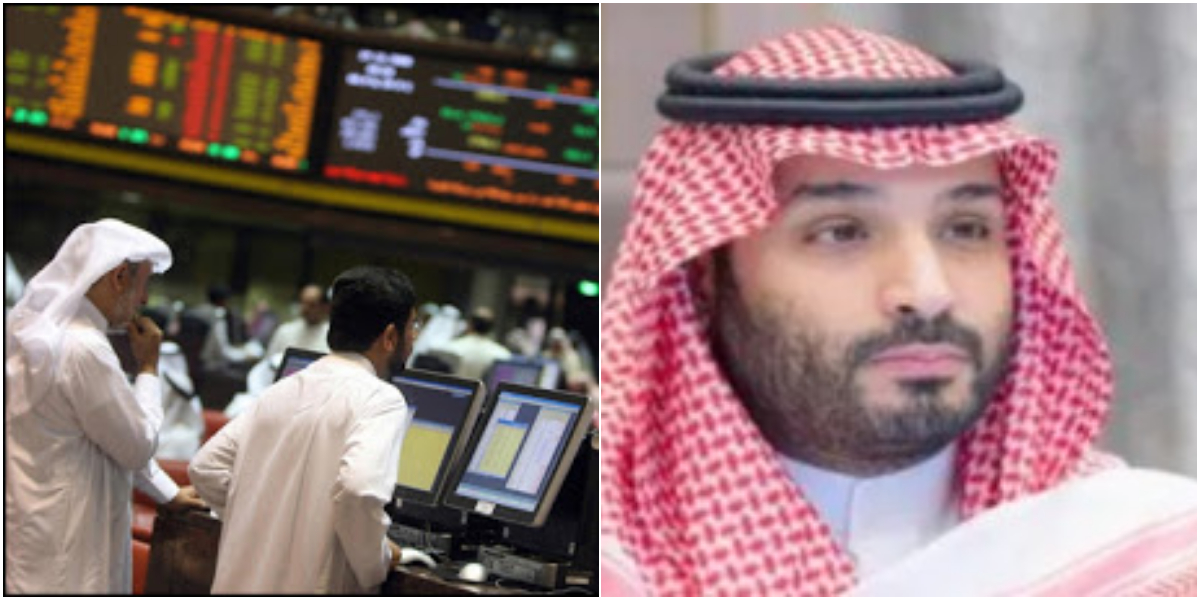 Saudi Stock Market Hits Seven-Year High After Crown Prince's Interview
