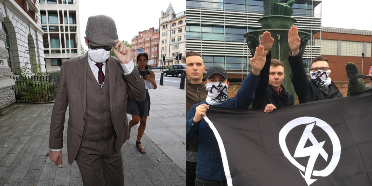UK: Metropolitan Police Officer Found Guilty Of Joining Neo-Nazi Terror Group