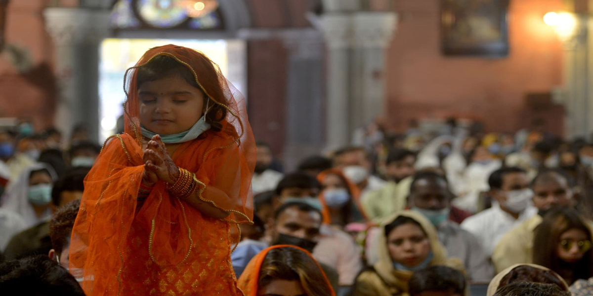 This Is How Our Christian Community Celebrates Easter In Pakistan