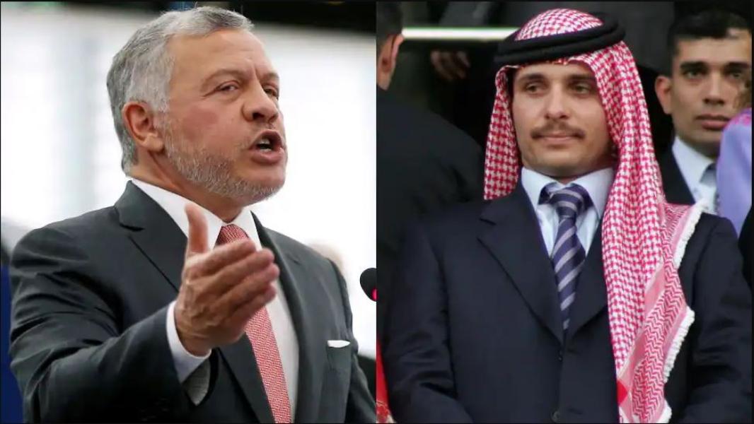 Jordan's Family Drama Ends As Prince Hamzah Swears Allegiance To King