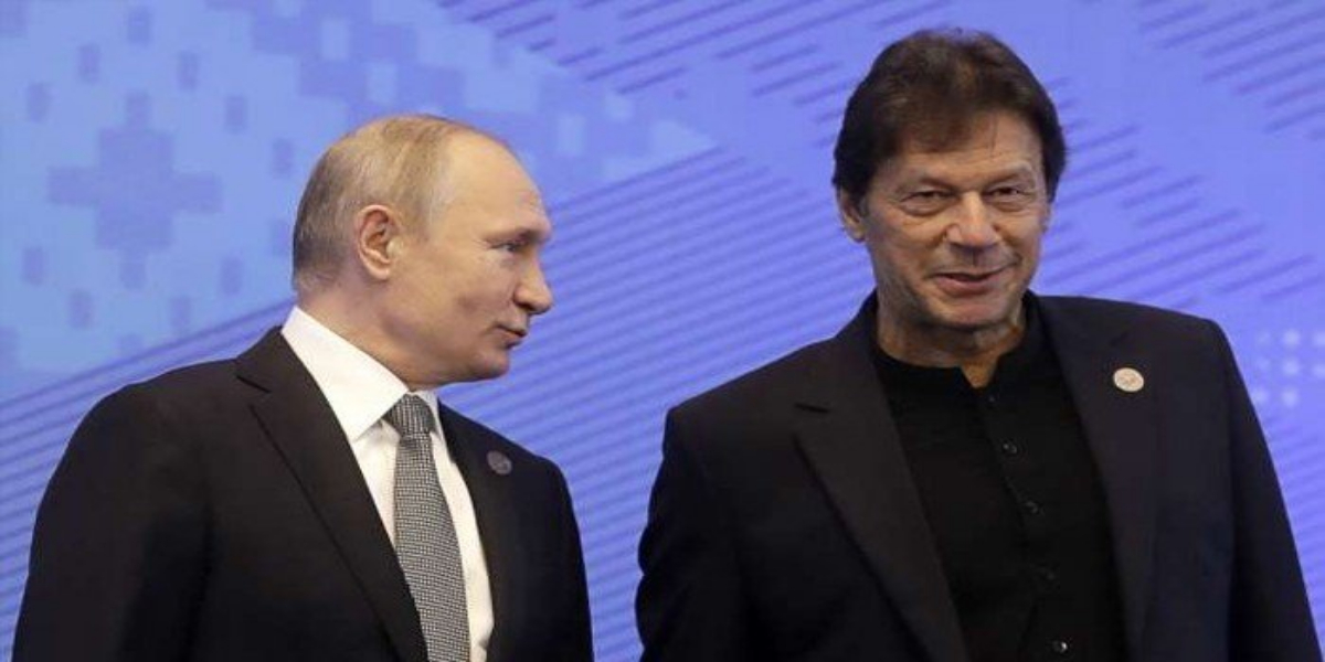 Significance And Symbolism Of Russian FM's Visit To Pakistan