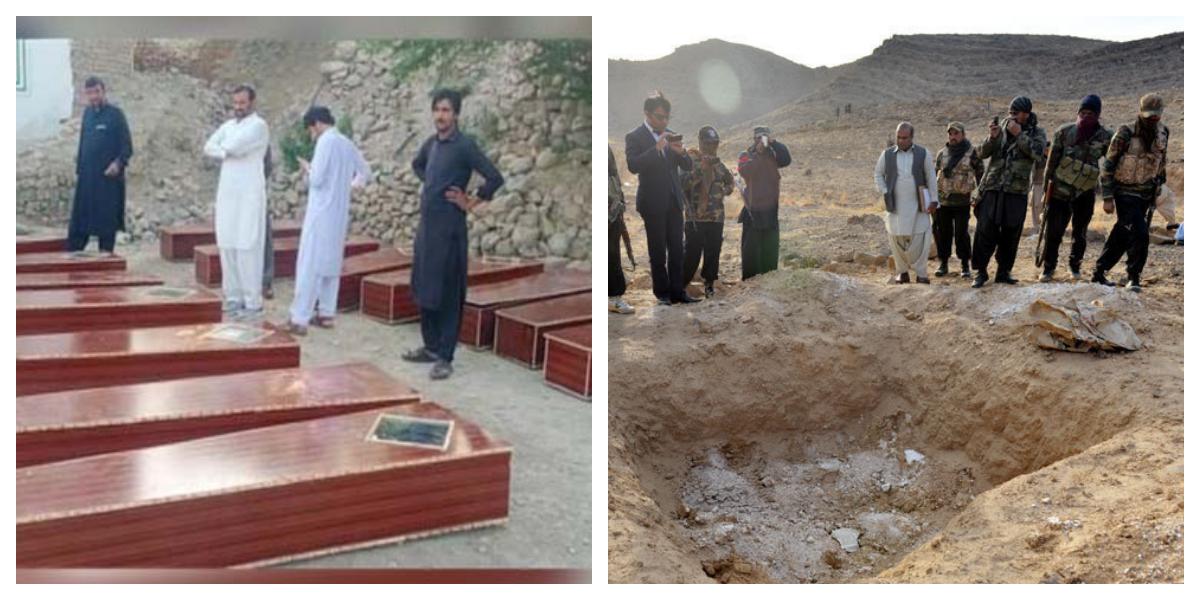 16 Dead Bodies From Mass Grave Found In Darra Adam Khel
