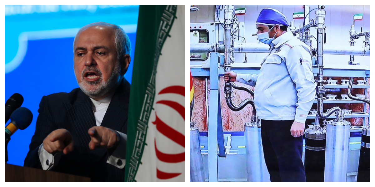 Iran Vows Revenge, Blames Israel Of Sabotaging Natanz Nuclear Plant