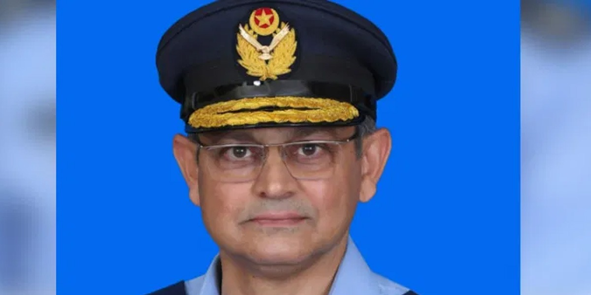 Govt Promotes Hamid Rashid Randhawa to rank of Air Marshal